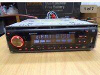 Sendi car stereo with blue tooth