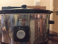Hardly used Breville 4l slow cooker