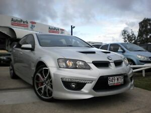 2009 Holden Special Vehicles Clubsport E Series 2 R8 Silver 6 Speed Manual Sedan Noosaville Noosa Area Preview