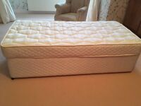 6 month old single bed for sale. Both mattress and box spring in great condition.