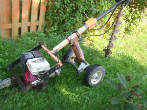 Post hole digger kijiji free classifieds in ontario for Hydraulic auger motor for sale