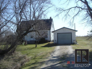 Renovated 4 bedroom house on a large treed lot