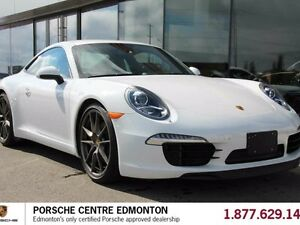 2013 Porsche 911 Carrera S 2dr Rear-wheel Drive Coupe