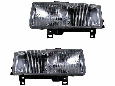 For 1996-2002 GMC Savana 1500 Headlight Assembly Set 41413MY 1997 1998 1999 2000