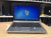HP EliteBook 2560p Core i5-2540M 2.60GHz 4GB 320GB HDD 12.1inch Win 7 Laptop