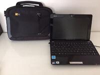 Netbook - Asus Eee PC netbook computer with case £30 -