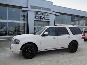 2014 Ford Expedition Limited - 4x4! 8 Pass., Leather, Sunroof