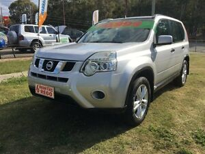 2012 Nissan X-Trail T31 Series 5 ST (FWD) Silver 6 Speed Manual Wagon Clontarf Redcliffe Area Preview