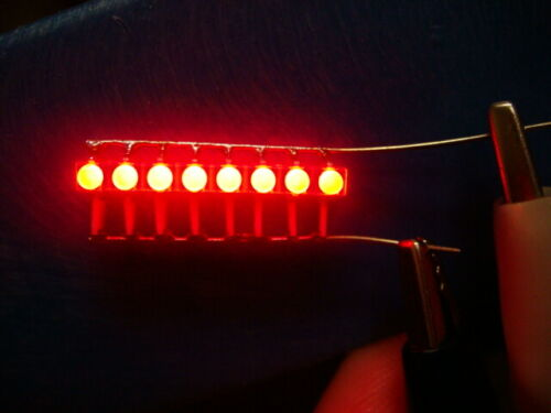 Lot 60 pieces HP X8 RED LED ARRAY -- QLMP-6392 #1S8  -- New and Unused