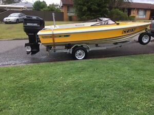 Haines Hunter 1600 Cooranbong Lake Macquarie Area Preview