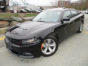 2016 Dodge CHARGER SXT (3.6L V6, MOONROOF, ALLOYS, HEATED SEATS,