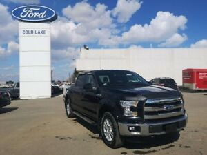 2016 Ford F-150 LARIAT, HEATED COOLED SEATS, TRAILER TOW PACKAGE