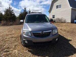 2008 Mazda Tribute AWD