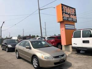 2003 Honda Accord Sdn EX-L**LEATHER**SUNROOF**AS IS SPECISL