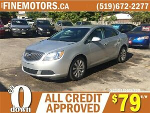 2012 BUICK VERANA * LEATHER * HEATED SEATS * CAR LOANS FOR ALL London Ontario image 5
