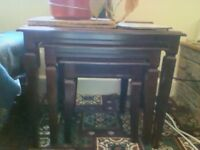 Coffee tables/ a set