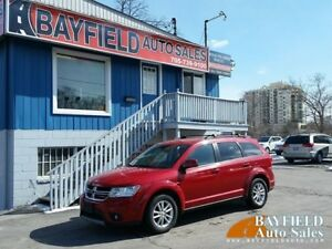 2013 Dodge Journey SXT **Heated Seats/Rev Cam/DVD/Remote Start**