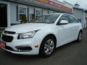 2015 Chevrolet Cruze 1LT with BACK UP CAMERA