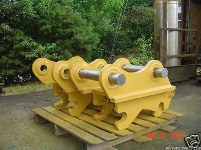 Quick Coupler For 39000 - 49000 Lb Excavator New Usa Attachments
