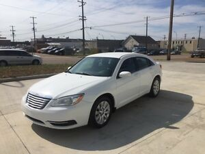 2011 Chrysler 200 LX GOOD OR BAD CREDIT YOUR APPROVED !