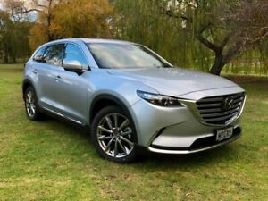 2019 Mazda CX-9 TC GT SKYACTIV-Drive Silver 6 Speed Sports Automatic Wagon Bridgewater Adelaide Hills Preview