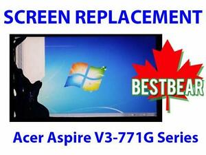 Screen Replacment for Acer Aspire V3-771G Series Laptop