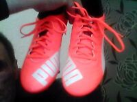 PUMA EVO SPEED 4 size 7 football boots