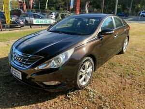 2010 Hyundai i45 YF MY11 Active 6 Speed Sports Automatic Sedan Clontarf Redcliffe Area Preview