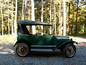 """1916 CHEVROLET 490 """"ELECTRIC"""" TOURING CAR"""