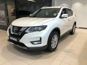 2019 Nissan X-Trail T32 Series II ST-L X-tronic 2WD White 7 Speed Constant Variable Wagon Chatswood Willoughby Area Preview
