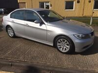 BMW 320i SE, Silver, 123K Miles, Full MOT, 4 New Tyres, New Brakes and Discs All round