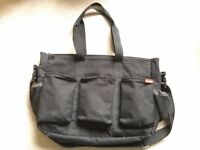 SKIP HOP DUO DOUBLE CHANGING BAG