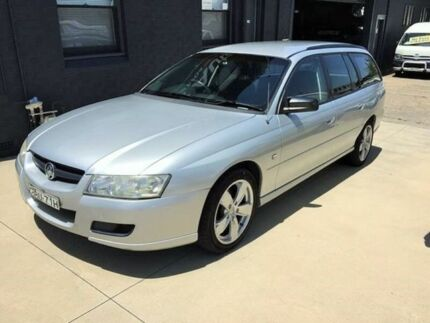 2005 Holden Commodore VZ Executive Silver 4 Speed Automatic Wagon Peakhurst Hurstville Area Preview