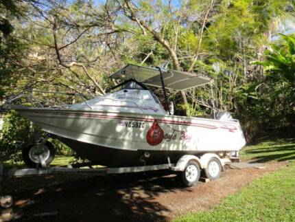 Barcrusher 560C Tewantin Noosa Area Preview