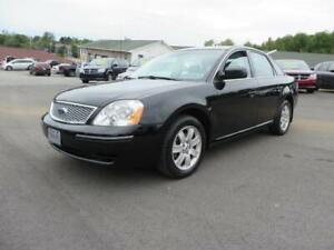 GREAT DEAL! LOW MILEAGE! 2007 Ford Five Hundred SEL 88000 km !