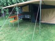 Camper Trailer Houghton Adelaide Hills Preview