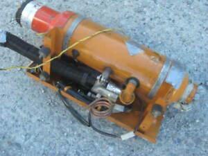 Espar D4L Boat Heater and Fuel Tank. For Parts Repair