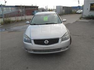 2006 Nissan Altima 2.5 S SAFETY AND E-TEST