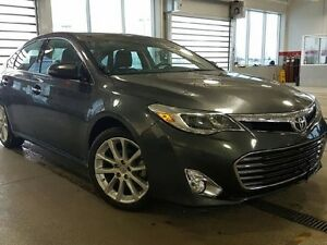 2013 Toyota Avalon Only 39K! Leather Heated Seats, Nav, Back Up