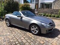 2008 Mercedes SLK 280 3000cc Auto convertible - Immaculate Full Spec!