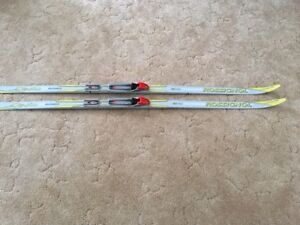 Youth Cross Country Rossignol Skis
