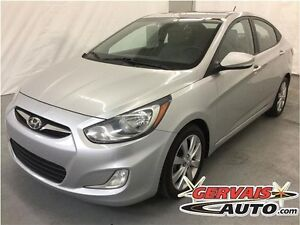 Hyundai Accent GLS Toit Ouvrant A/C MAGS 2012