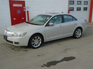 2007 Lincoln MKZ -- AWD & Clean Carproof -- $7999