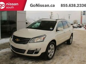 2015 Chevrolet Traverse LTZ, AWD, LEATHER, NAVIGATION, SUNROOF,