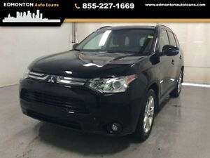 2014 Mitsubishi Outlander GT TEXT APPROVED 780-907-4401