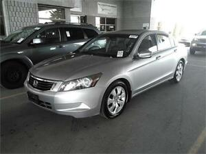 2008 HONDA ACCORD  EX/HEATED MIRRORS/CD CHANGER/AUX AUDIO INPUT!