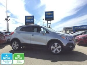 2015 Buick Encore Leather AWD (Nav, Heated Leather, Remote Start