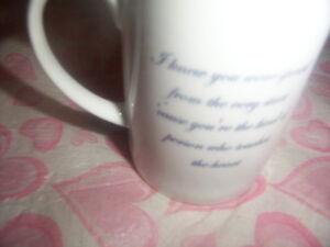 Sarah's Angels mug.Sarah's  Angel Figurine. Kingston Kingston Area image 3