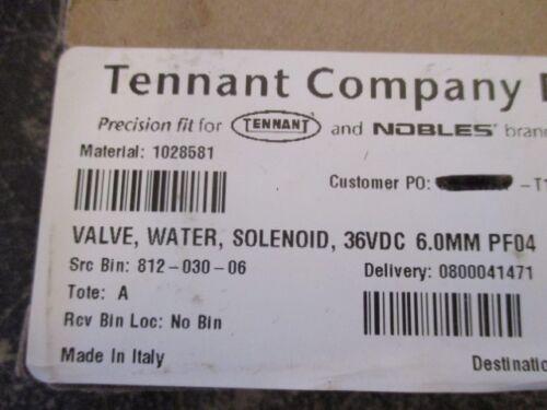 Tennant OEM 1028581 Solenoid