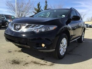 2013 Nissan Murano SV AWD Heated Seats,  Back-up Cam,  Bluetooth